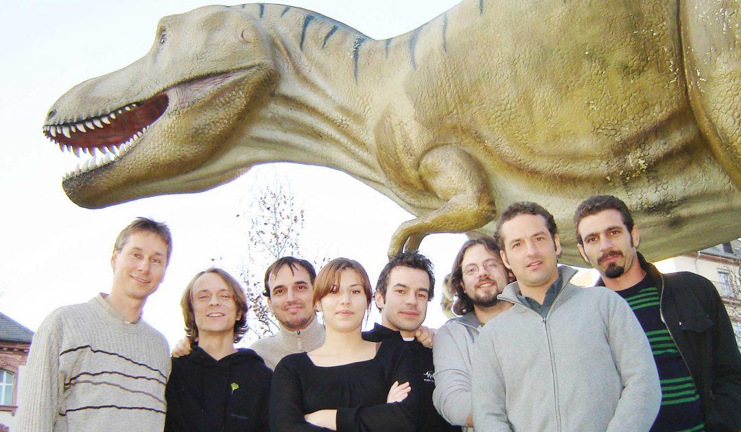 Arbeitsgruppe Herpetologie Dez 07 klein