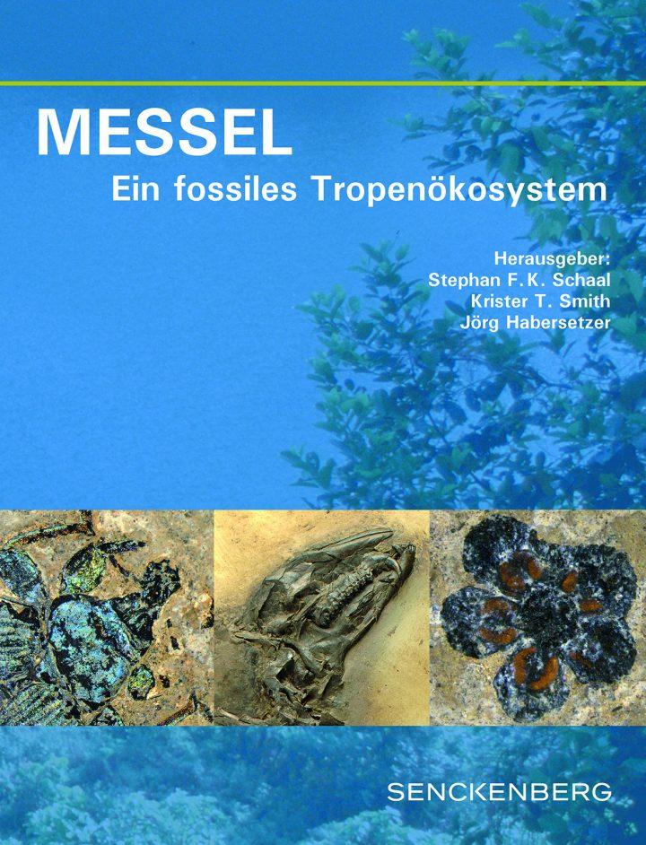 Cover wissenschaftliche Zeitschrift Messel Senckenberg