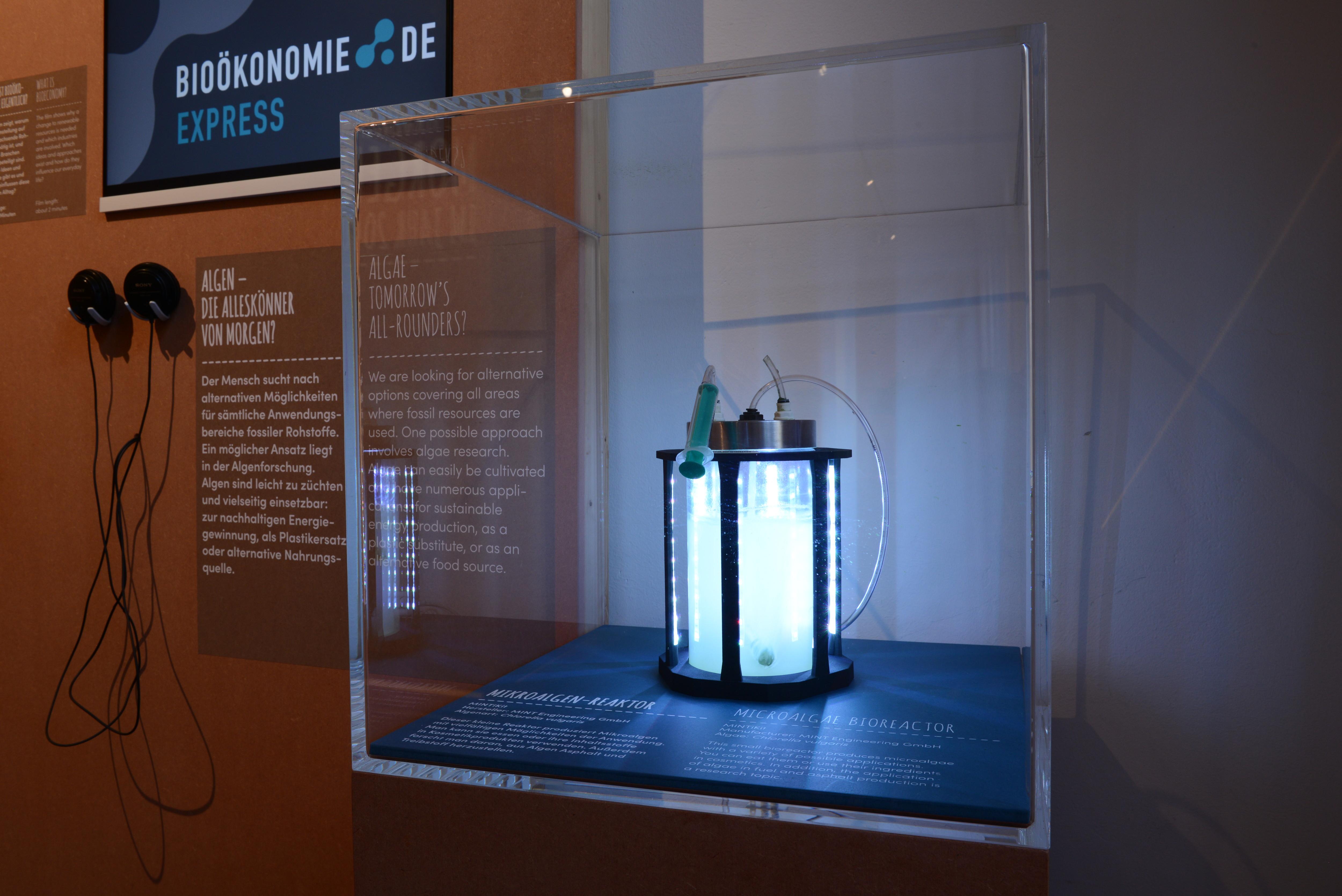 BioKompass Ausstellung