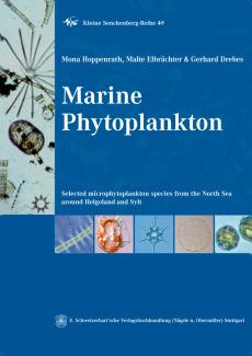 Meeresbotanik KSR49 Titel für Phytoplankton Nordsee Seite