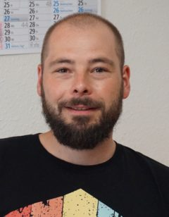 Mitarbeiter Sebastian Heynen Görlitz