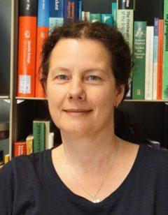 Mitarbeiterin Karin Hohberg Görlitz