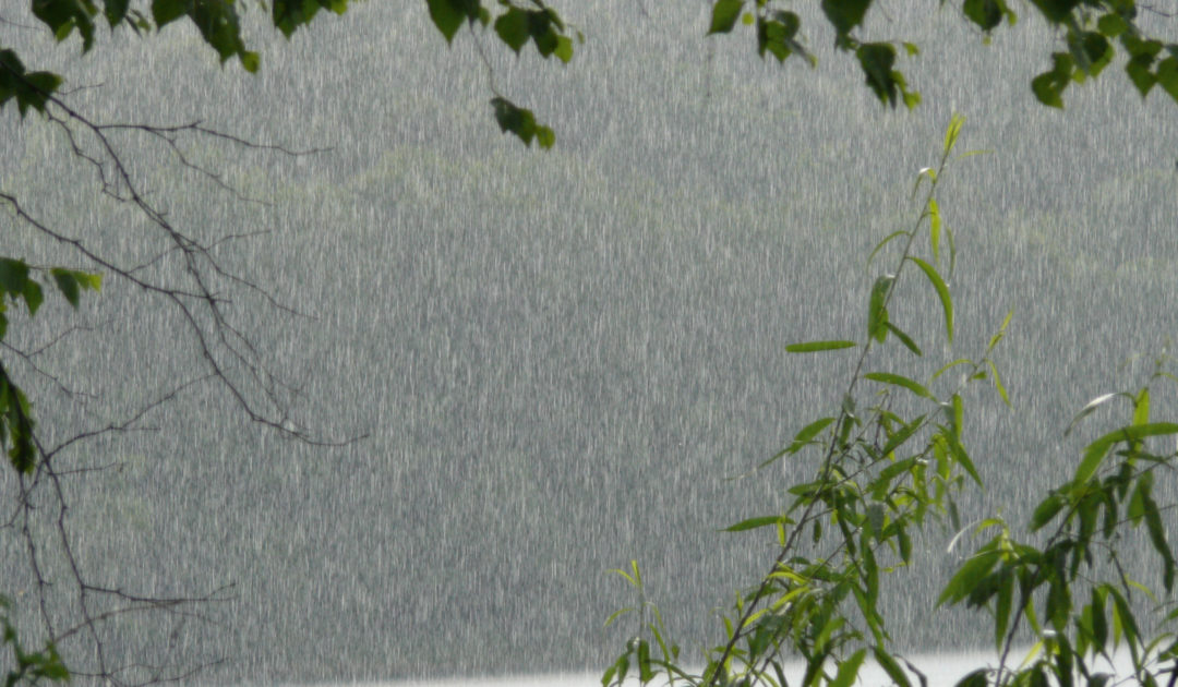 Niederschlag in China