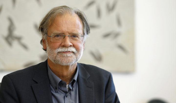 Portrait Volker Mosbrugger
