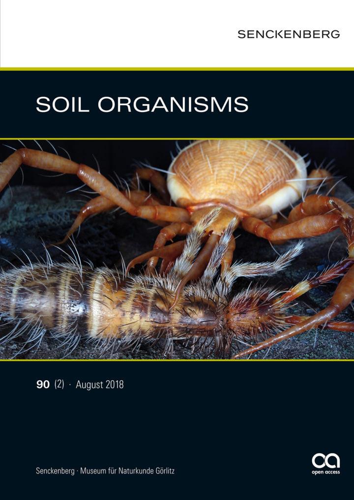 SOIL ORGANISMS 90 (2) 2018