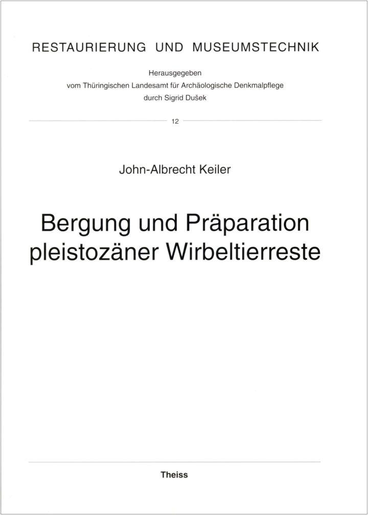 Cover Restaurierung und Museumstechnik 12
