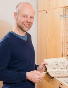 Frank Kienast Team Quartärpaläontologie Weimar