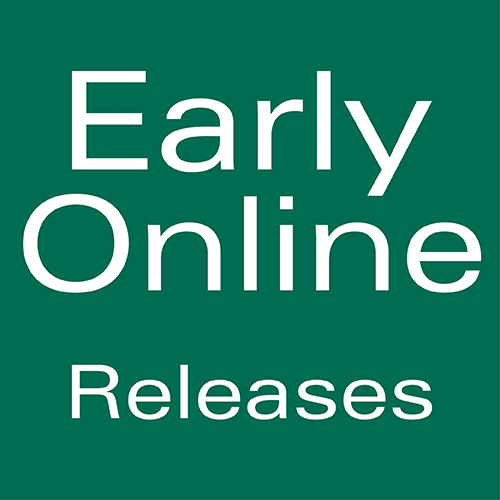 Vertebrate Zoology - Early Online Realeases