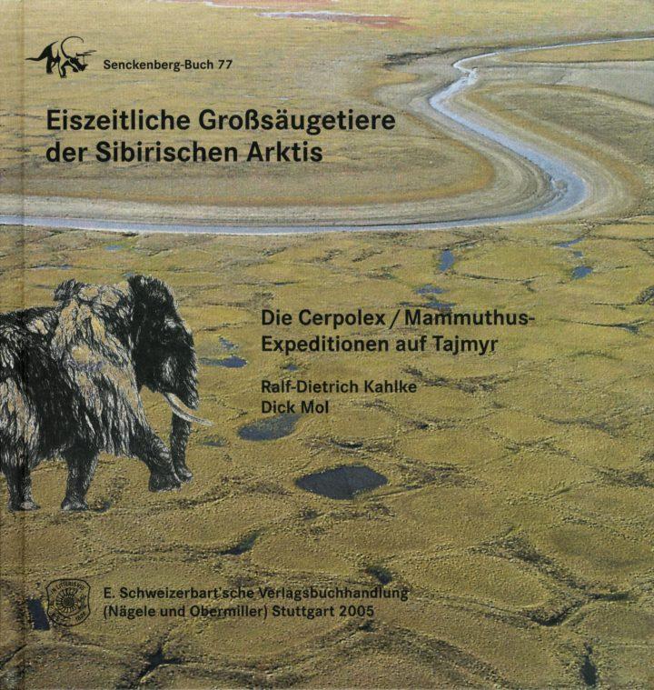 Cover Senckenberg-Buch 77