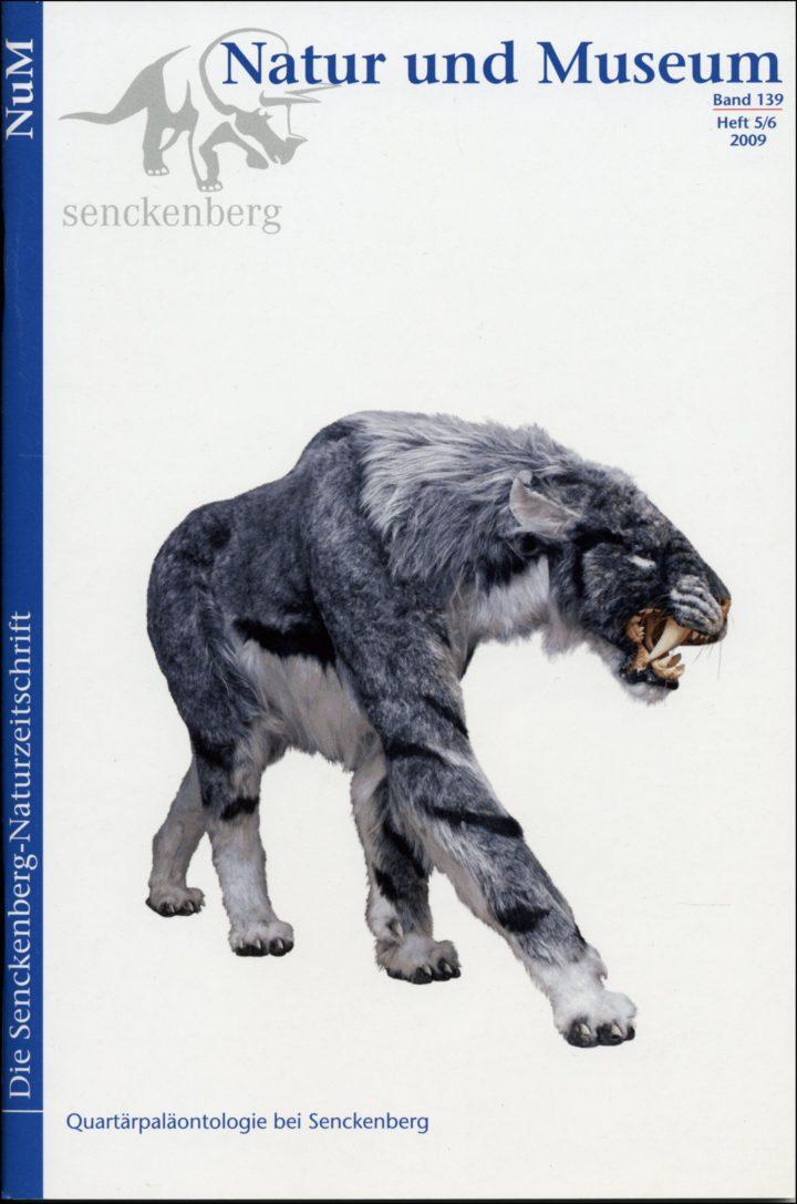 Cover Natur und Museum 139 5/6
