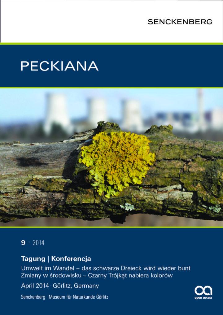 Peckiana 9 (2014)