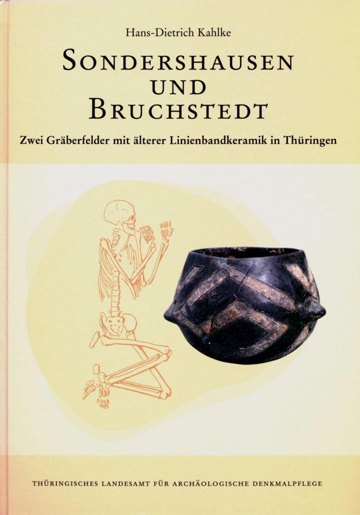 Cover Sondershausen und Bruchstedt