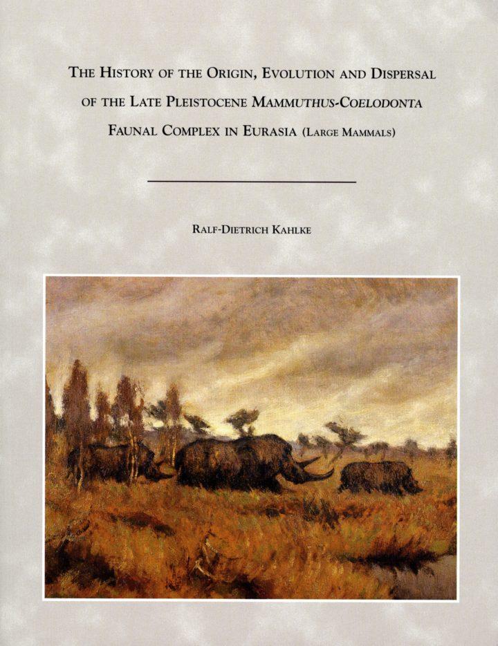 Late Pleistocene Mammuthus-Coelodonta Faunal Complex 1