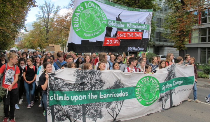 Fridays for Future Klimastreik