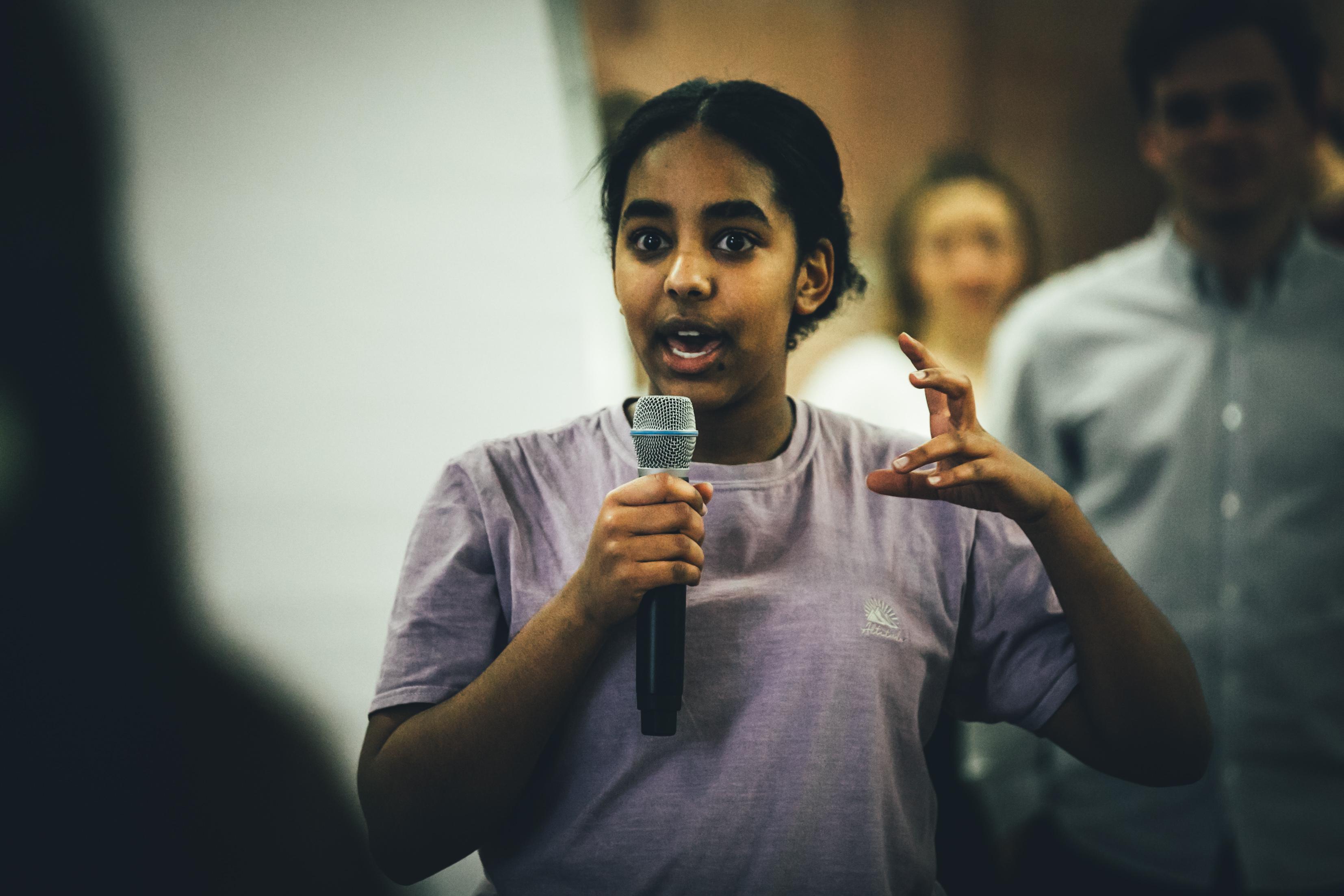Youth Earth Talk