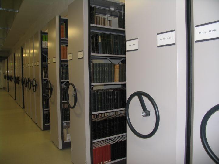 SDEI Entomologische Bibliothek