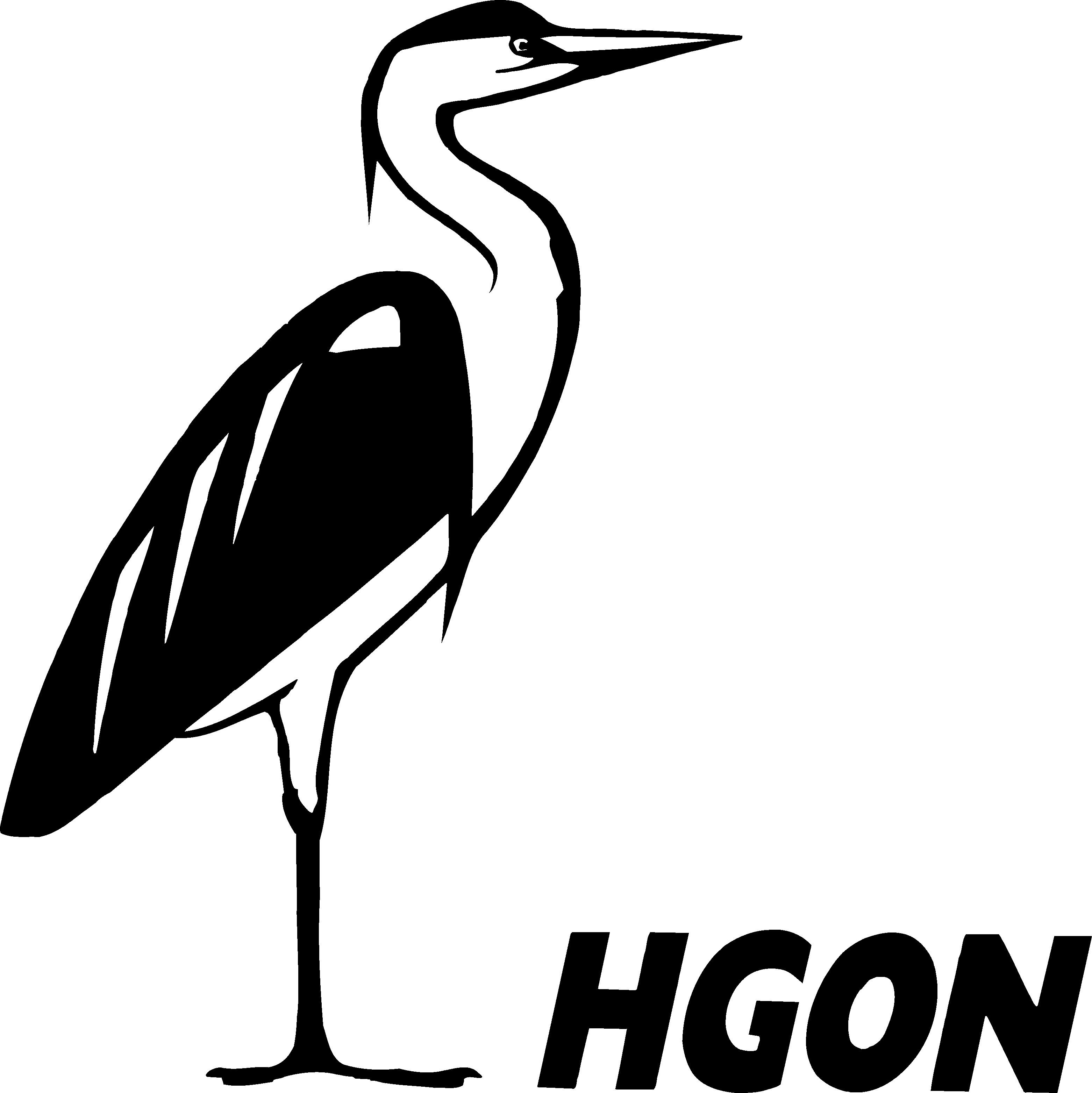 Hessische Gesellschaft für Ornithologie und Naturschutz Logo
