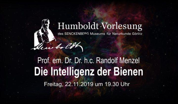 Banner Humboldtvorleseung 2019