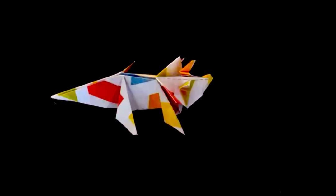 Origami Trici
