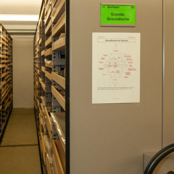 Petrographie 5 Sammlungen