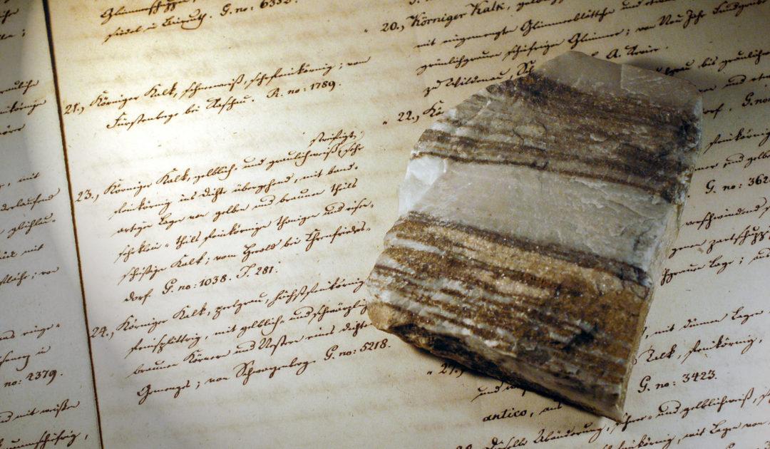 Petrographie 6 Geschichte