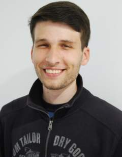 Portrait Fabian Schrauth, Masterkandidat Botanik