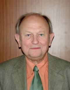 Portrait Heinz Kalheber