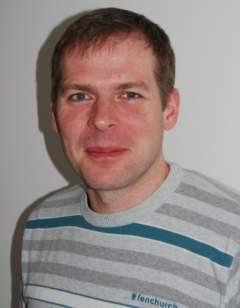 Portrait Juraj Paule, Sektionsleiter Molekulare Evolution der Pflanzen und Labormanager Grunelius-Möllgaard-Labor