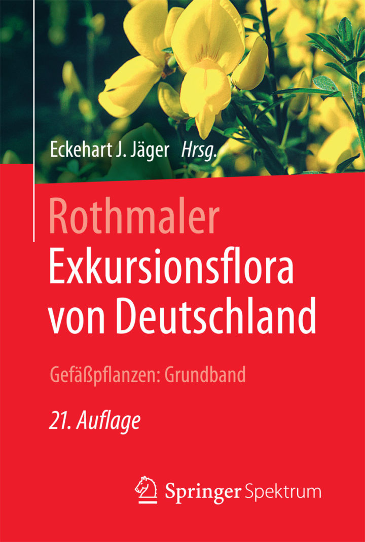 Rothmaler Exkursionsflora von Deutschland