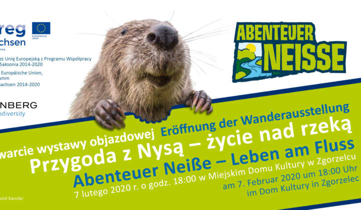 Abenteuer Neiße Banner Zgorzelec