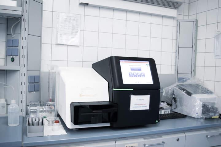 MiSeq-System für Next-Generation Sequenzierungen (NGS)