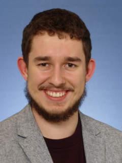 Mitarbeiter Magnus Wolf