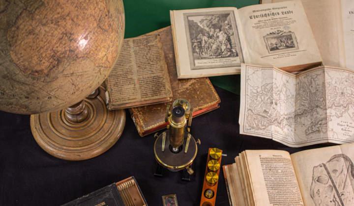 Geobibliothek Ansicht Dresden