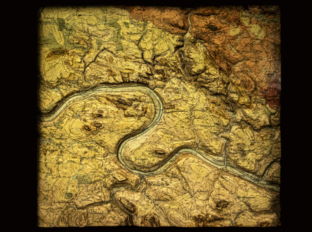 Geobibliothek Dresden 3D Karte