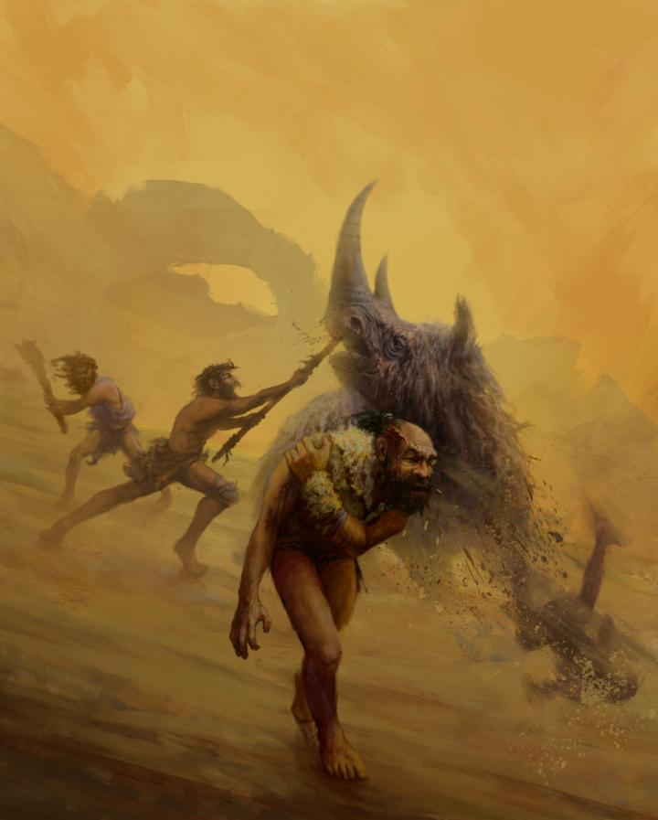 Neanderthal lifestyle