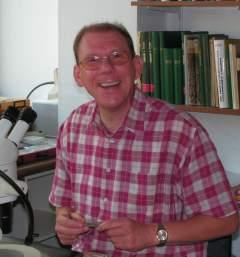 Dr. Ronald Janssen, ehrenamtlicher Mitarbeiter