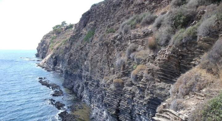 Zyklische Sedimentation im tiefsten Unter-Devon des Profils Eceli