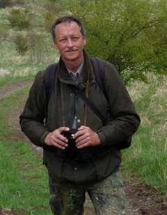 Mitarbeiter Bodenzoologie Reinhard Orsakowsky