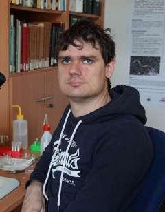 Mitarbeiter Julian Escher Görlitz