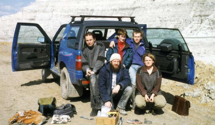 Arbeitsgruppe Geologie