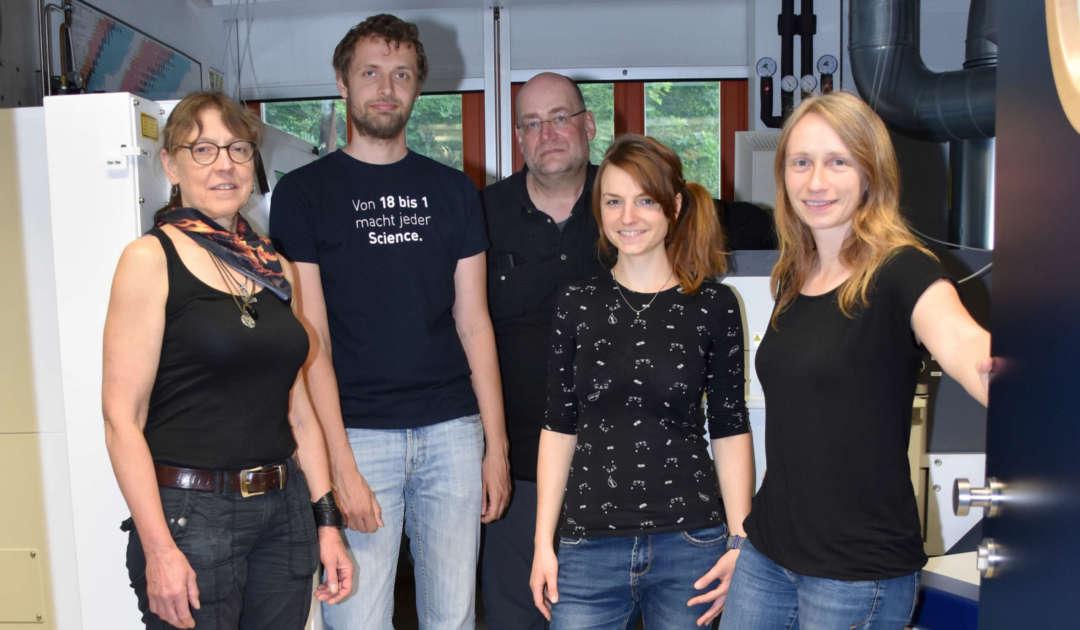 Team Geochronologie