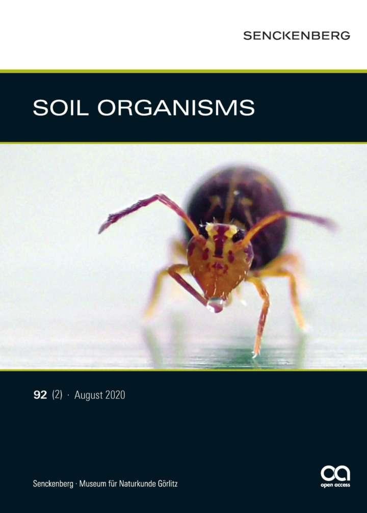 SOIL ORGANISMS 92(2)