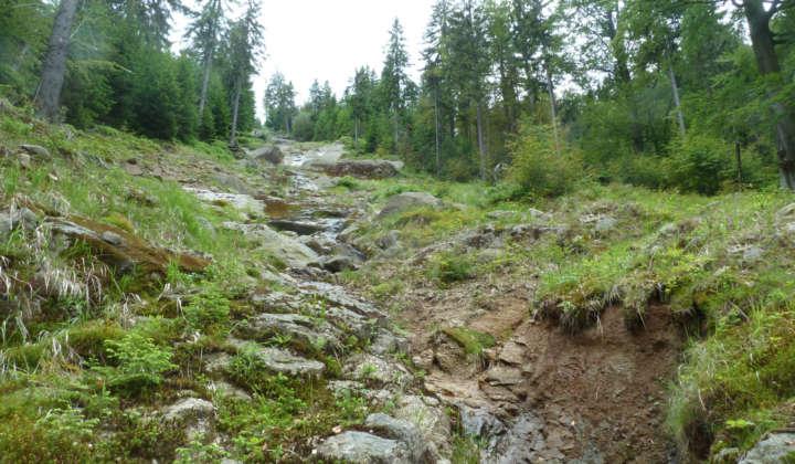 Isergebirge (Tal)