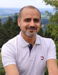 Mitarbeiterbild Tahir Ali
