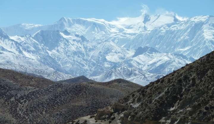 Stockfoto Eis Berge Landschaft