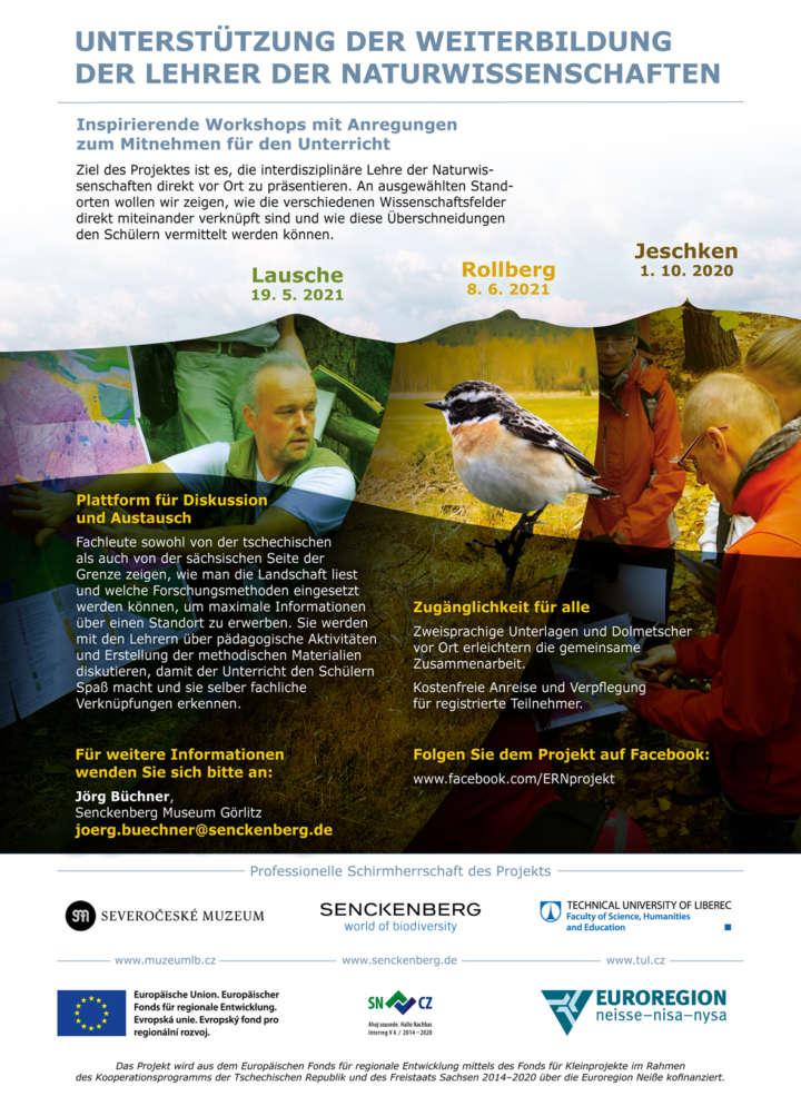 Flyerbild zu Lehrerprojekt