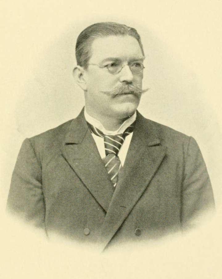 Portrait of O.F. von Möllendorff