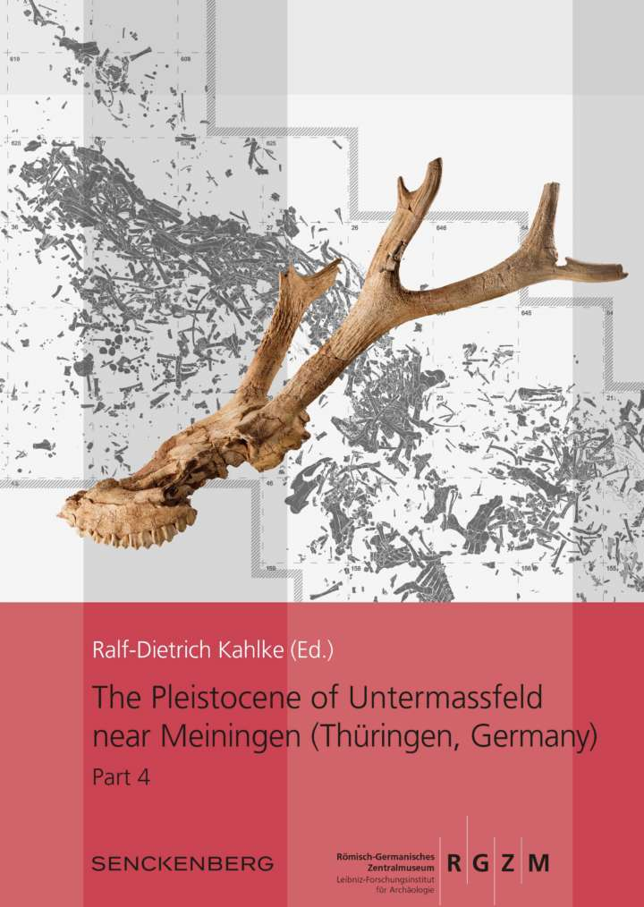 Cover The Pleistocene of Untermassfeld near Meiningen Part 4