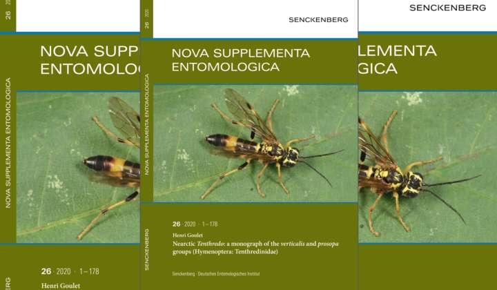 SDEI Nova Supplementa Entomologica 26(2020)