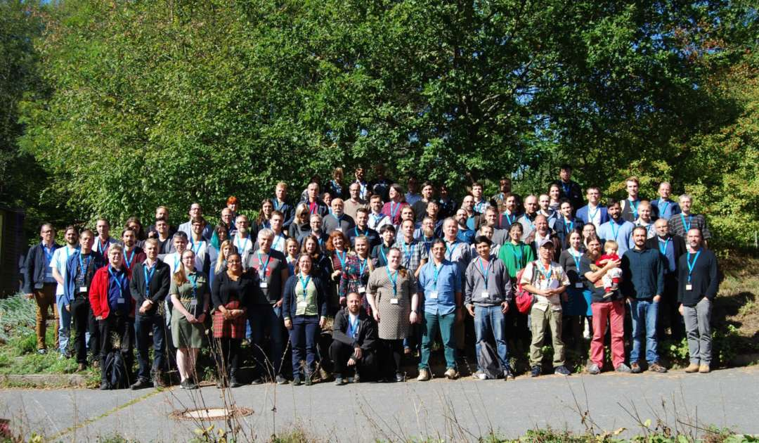 Participants 9th Dresden Meeting on Insect Phylogeny